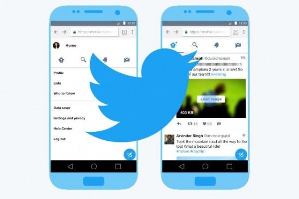 На Филиппинах Twitter тестирует Lite-версию под Android