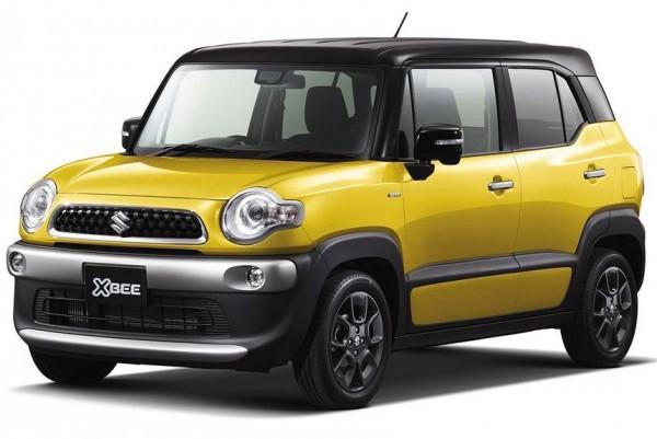 Suzuki представит концептуальный кей-кар Xbee в Токио