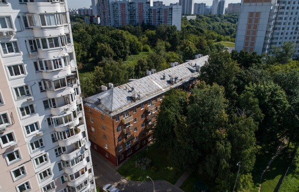 Мэрия Москвы обнародовала первые 210 площадок по программе реновации жилья
