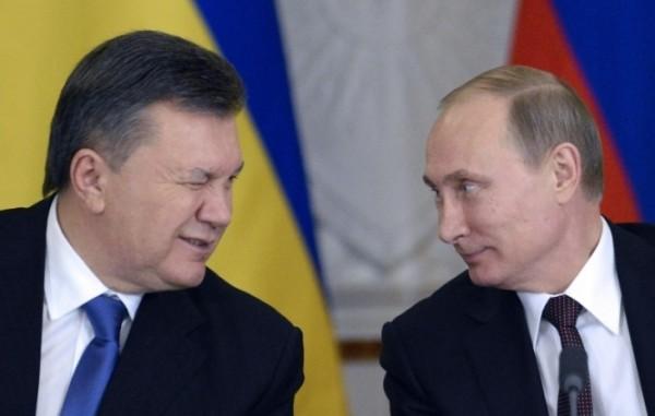 Экспертиза: Признаков сепаратизма в письме Януковича к Путину нет