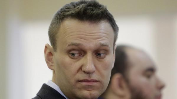 Навальный сообщил о своем задержании в Москве