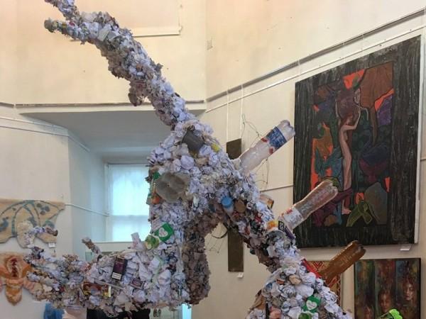 В Череповце открылась выставка фантастических существ