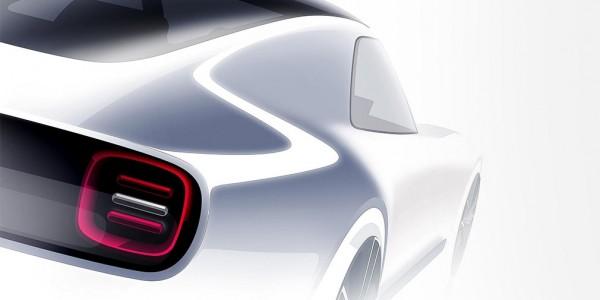Honda покажет прототип электрического спорткара на автосалоне в Токио