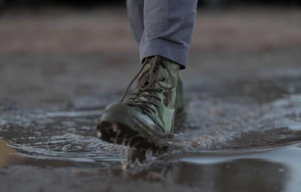 Новые образцы тактической обуви Dixer испытывали на полигоне 52 часа