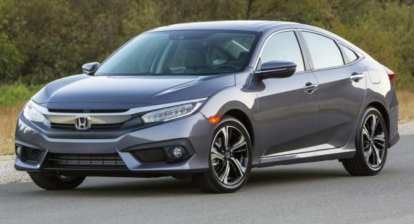Названа стоимость Honda Civic 2018 модельного года