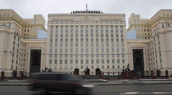 Минобороны РФ требует увольнения главы Генштаба Украины