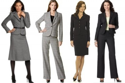 Гардероб бизнес-леди: каким он может быть
