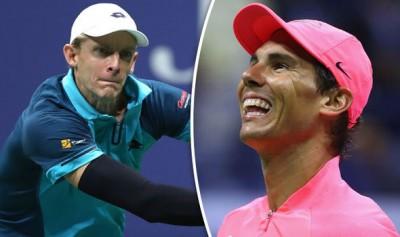 В финале US Open сыграют Рафаэль Надаль и Кевин Андерсон