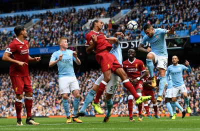 «Манчестер Сити» разромил «Ливерпуль» в матче АПЛ