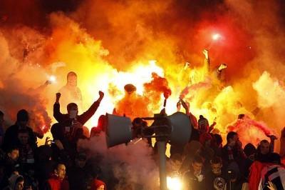 УЕФА открыл дело против «Спартака» из-за поведения болельщиков