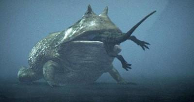 Учёные: «Дьявольская» лягушка питалась динозаврами