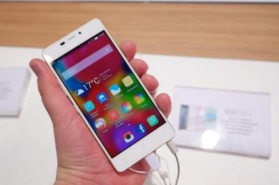 Gionee выпустит безрамочный смартфон с аккумулятором на 4000 мАч