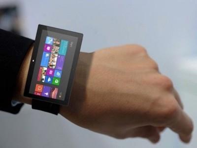 В Сети появились фото первых умных часов Microsoft
