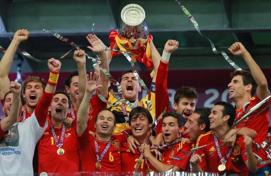 Сборная Испании может пропустить ЧМ-2018 пофутболу