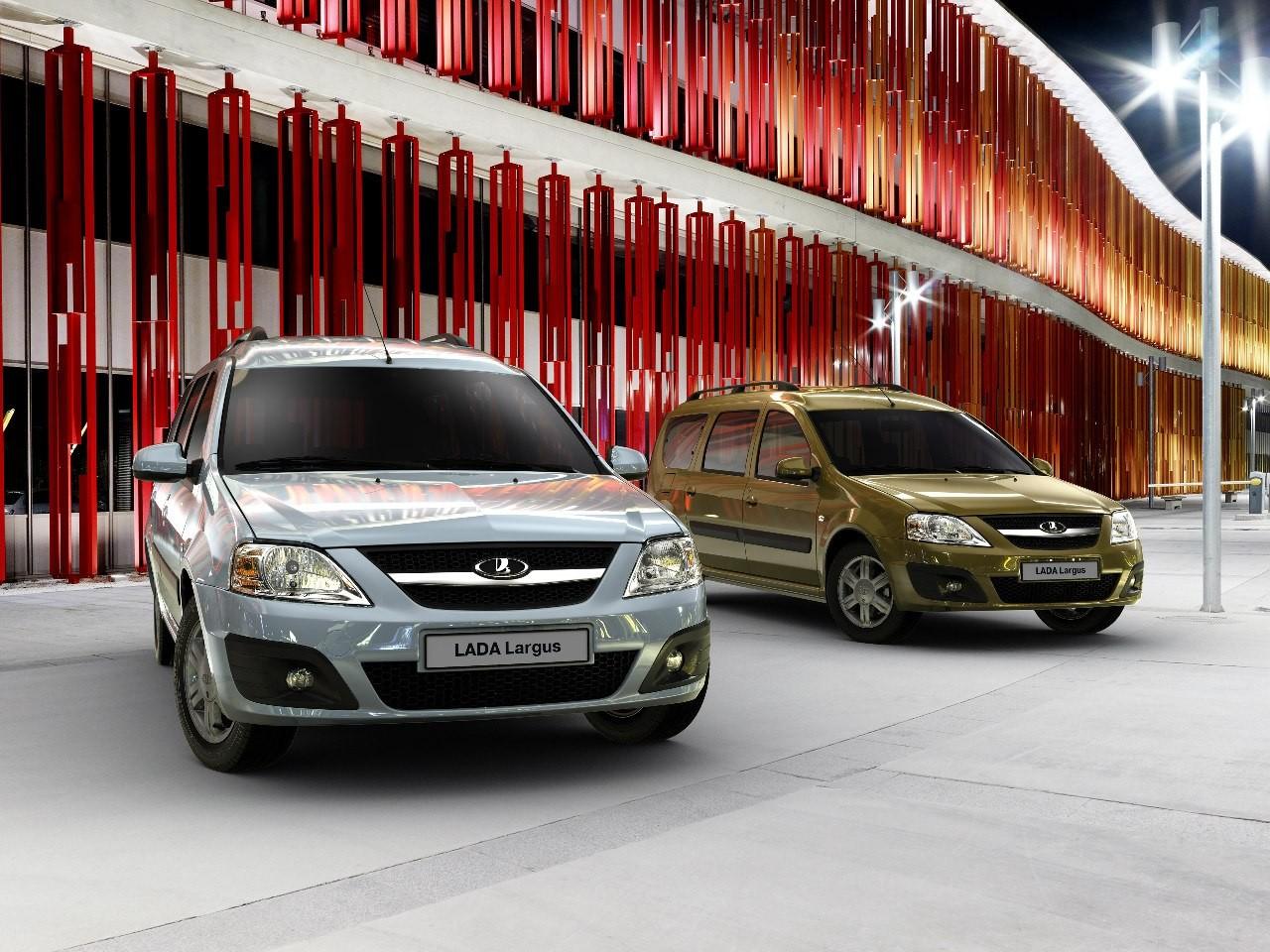 В будущем году автомобили Лада получат новейшую систему для мультимедиа