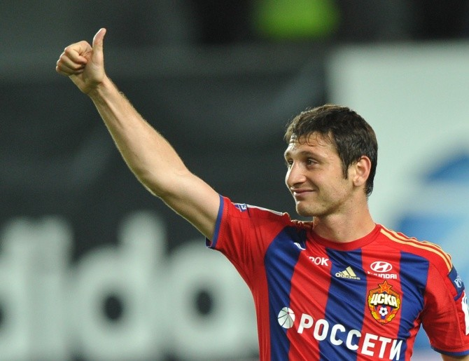 Дзагоев пропустит матчи сборной РФ