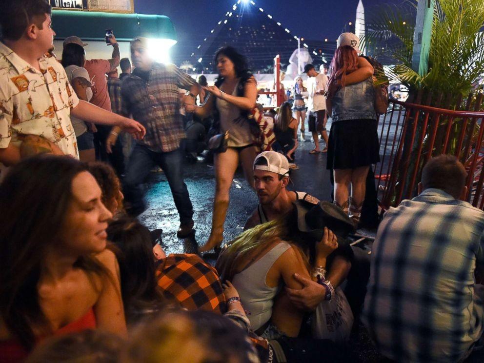 Неменее  20 человек погибли— Стрельба вЛас-Вегасе