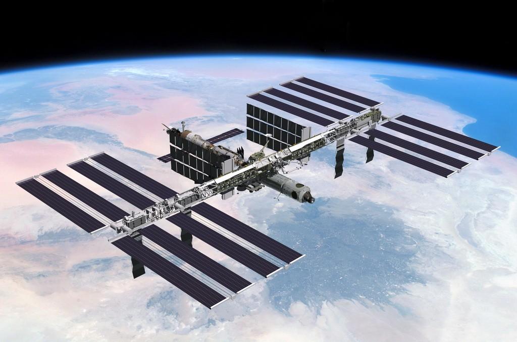 НаУрале всю неделю будет видно полет МКС