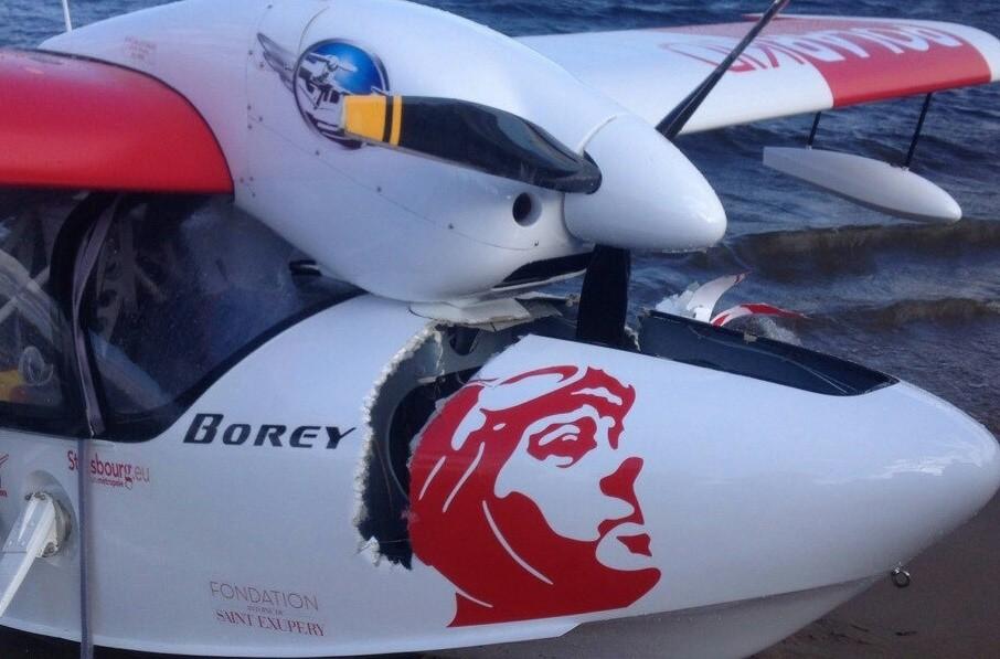 ВСамаре у«Ладьи» чуть незатонул самолет синостранцем наборту