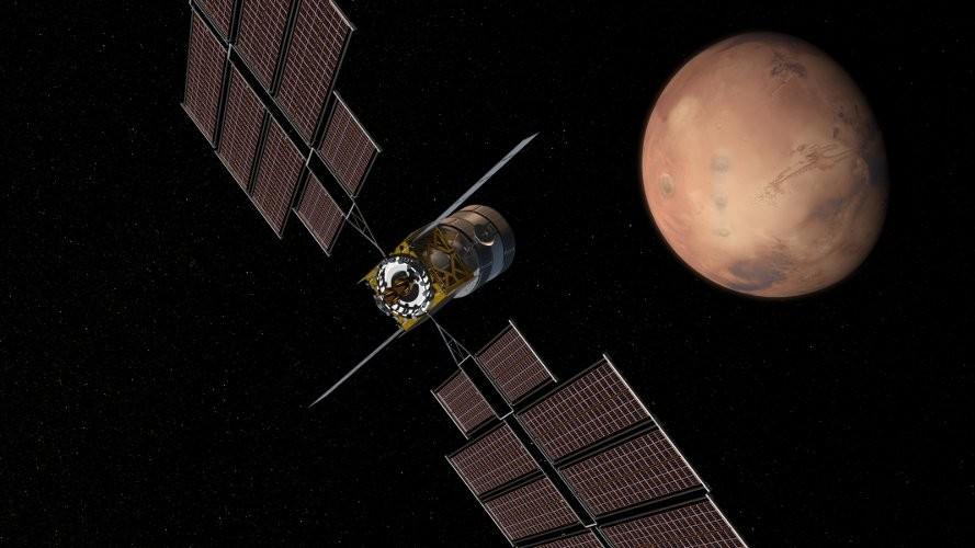 США и Российская Федерация построят космическую станцию наорбите Луны