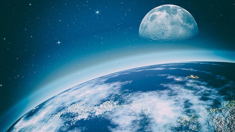 Роскосмос прорабатывает инженерный имидж лунной орбитальной станции