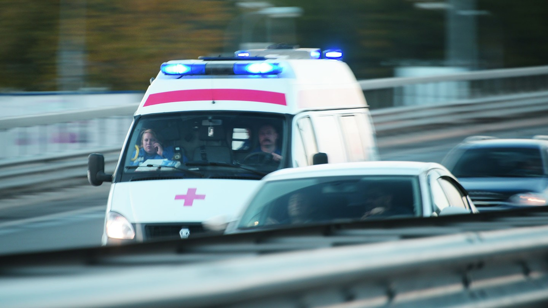 В новейшей российской столице врезультате дорожно-траспортного происшествия пострадали 5 человек