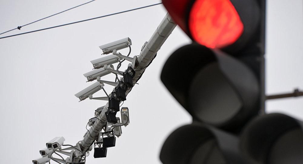 Видеокамера ошибочно разослала тысячи штрафов столичным водителям