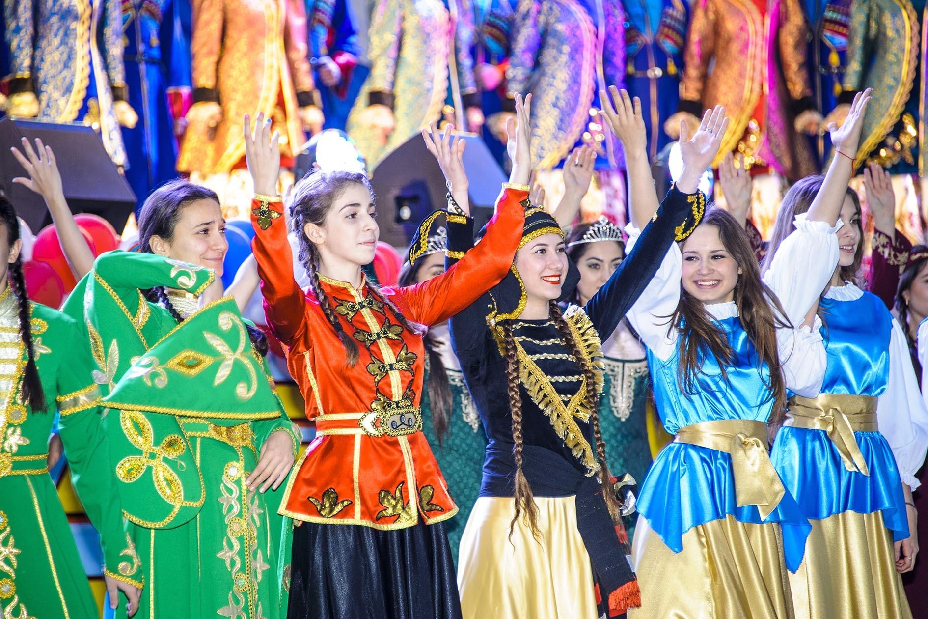 Фестиваль «Мир Кавказу» наКубани соберет 600 участников и 20 тысяч наблюдателей