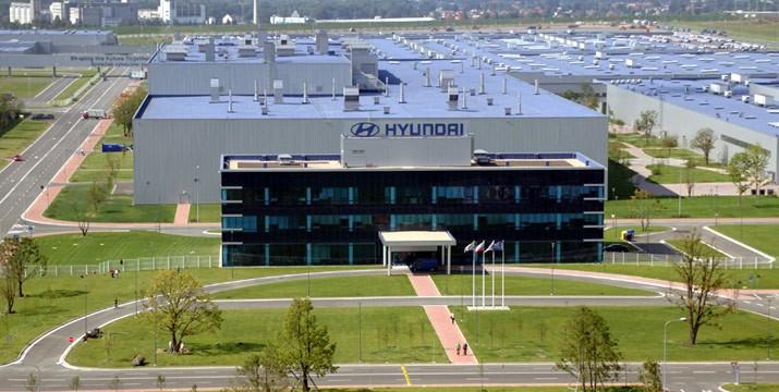 Завод Хёндай вПетербурге за2017 год выпустил практически 170 тыс. авто