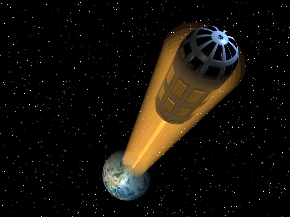 Лифт доМарса планируют построить вЯпонии к 2050-ому году