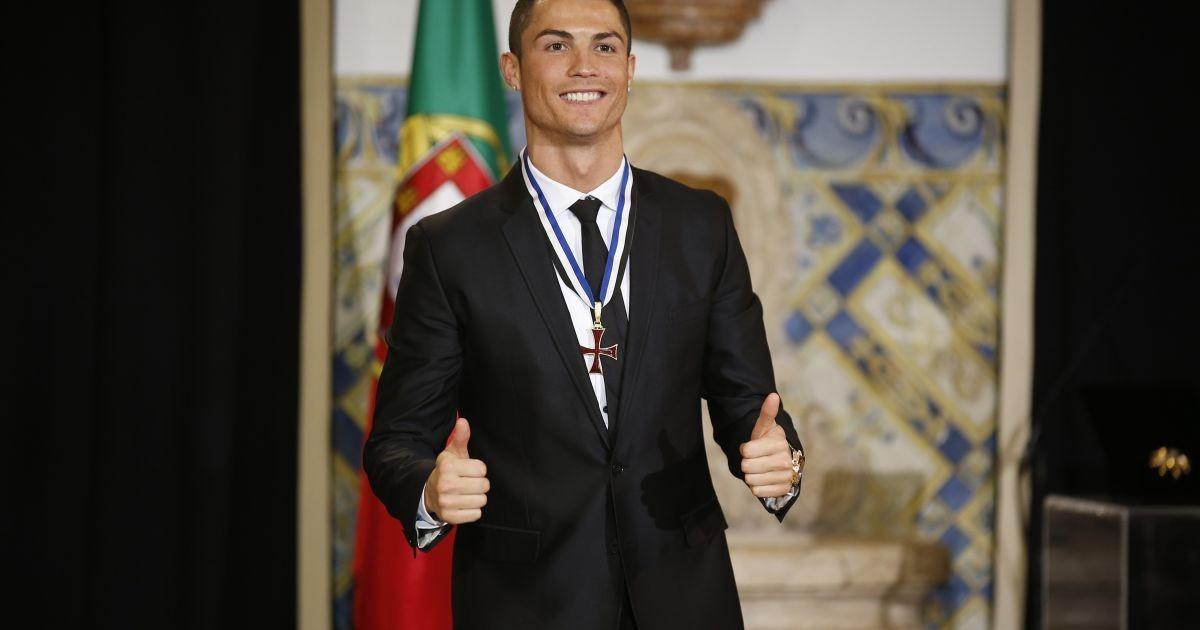 Криштиану Роналду уйдет вбокс поокончании футбольной карьеры