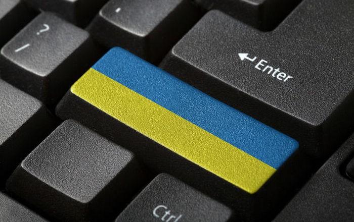 Украинские жители стали реже заходить винтернет
