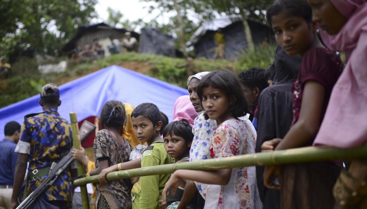 Фонд Ахмата Кадырова выделит $800 тыс. напомощь беженцам-рохинджа