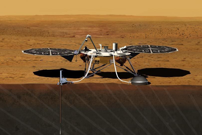 НАСА предлагает любым желающим отправить свое имя на Марс