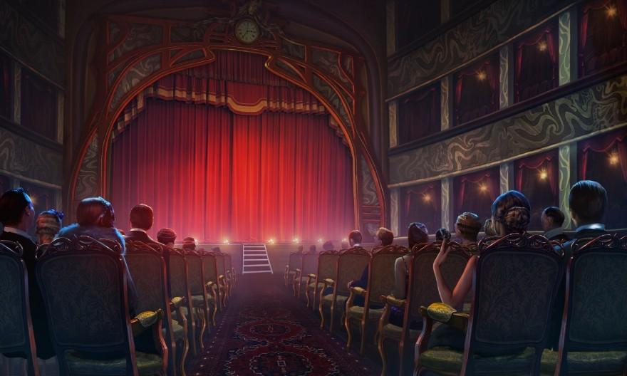 Власти столицы подготовили новейшую систему грантовой поддержки столичных театров (дополнение 2)