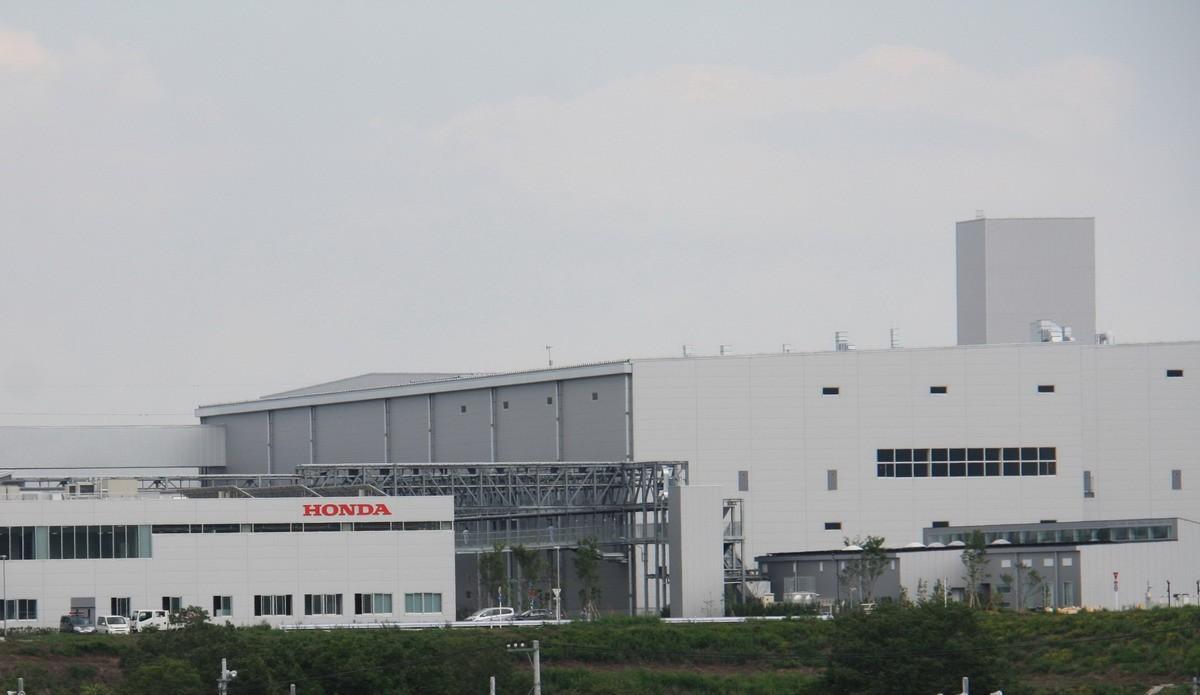 Хонда хочет закрыть один из больших заводов вЯпонии