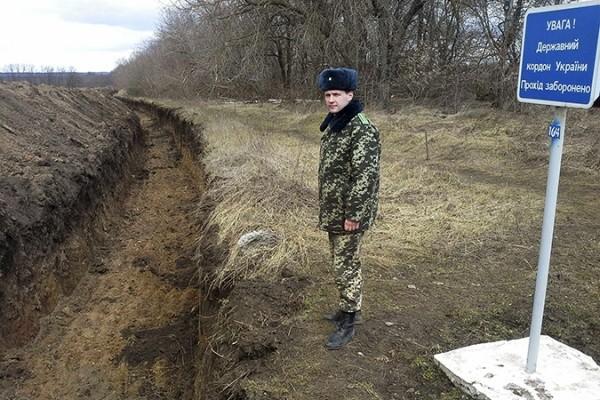 Брянские таможенники  задержали двоих украинских военных