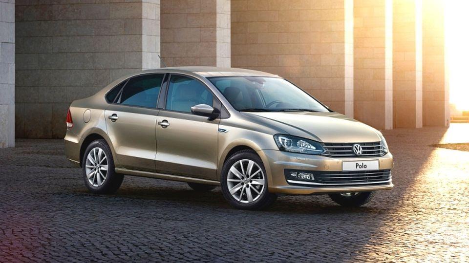 VW увеличил на15% увеличил продажи в РФ