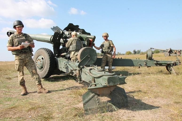 Артиллеристов Южного военного округа подняли потревоге