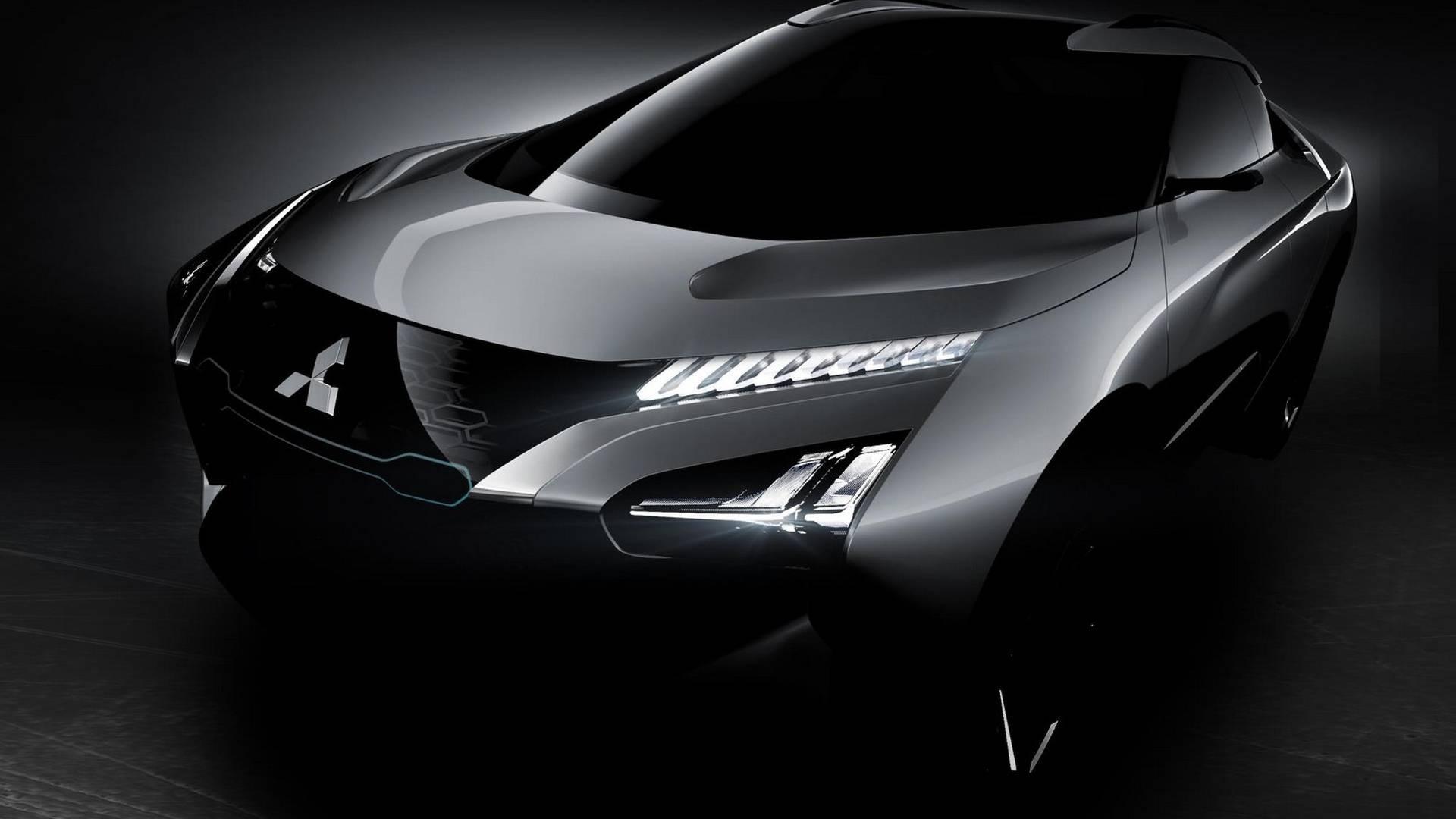 Электрический кроссовер Митцубиси e-Evolution впервый раз покажут наТокийском автомобильном салоне