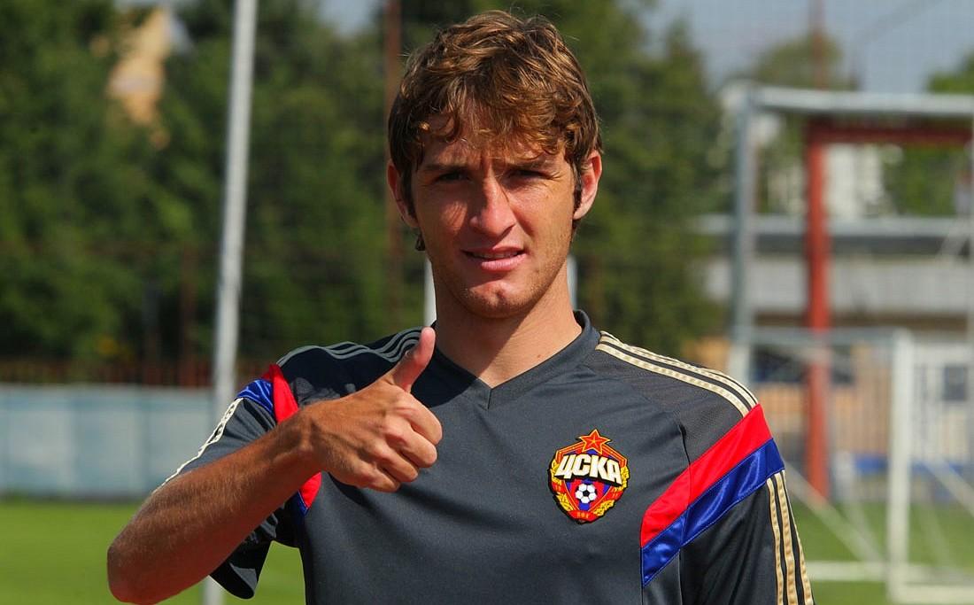 Защитник ЦСКА вспомнил отренировках впьяном виде
