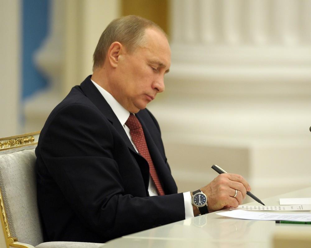 Путин назначил нового замминистра иностранных делРФ