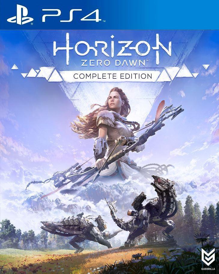 Анонсировано Horizon: Zero Dawn— Complete Edition