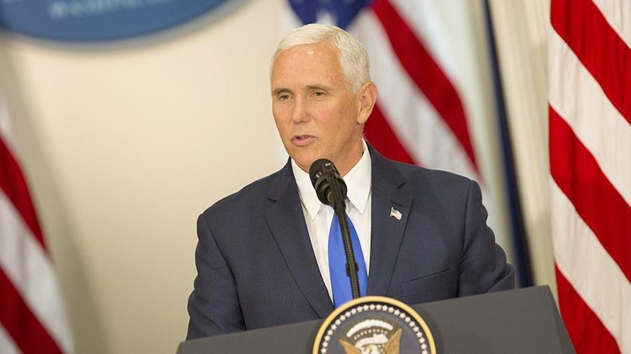 Вице-президент США: Америка не даст возможность себе отставание вгонке закосмос