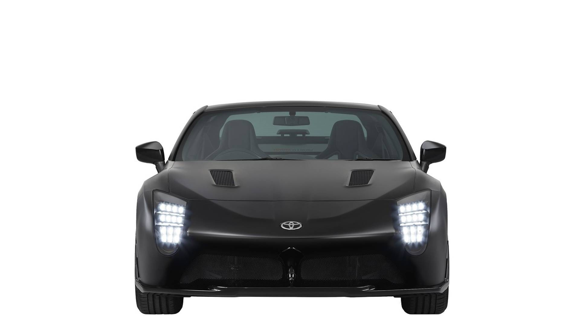 Тойота разработала новый концептуальный автомобиль набазе GT86
