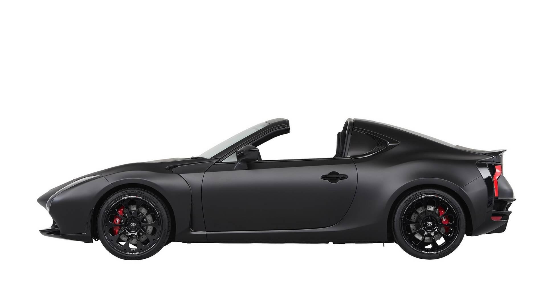 Рассекречена внешность концепта Тойота GRHV Sports
