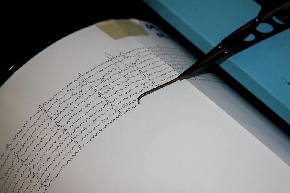 ВЯпонии землетрясение в6,3 балла