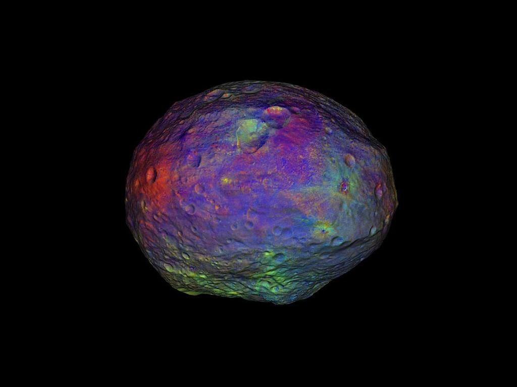 Ученые: наибольший астероид всистеме откололся отЛуны