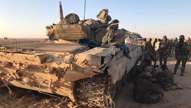 США призвалиРФ закончить  вСирии «ненужный конфликт»