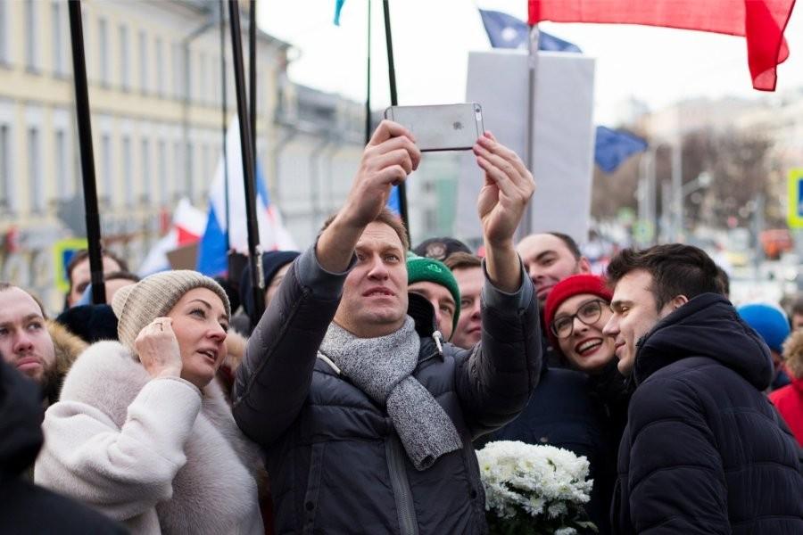 Акции приверженцев Навального проходят на далеком Востоке